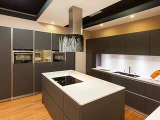 Cocinas de estilo minimalista de Cocinas Rio Minimalista