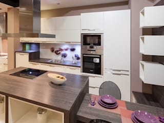 Showroom Madrid: Cocinas de estilo  de Cocinas Rio