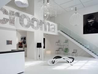 Ladenbau (Crooma):  Geschäftsräume & Stores von Julia Mittmann Innenarchitektur