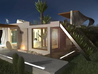 Modern Houses by maurococco.it Modern