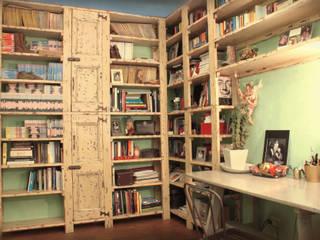 Libreria ChiaroScuro di Reverse Rustico