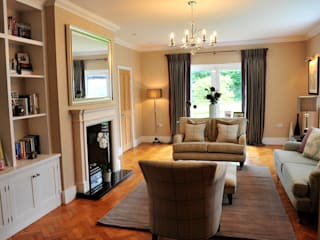 ashurst jaimie k designs ltd Living room