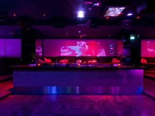 Raumkonzepte Peter Buchberger Bar & Club moderni