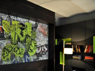 by Studio di Architettura Rosso19