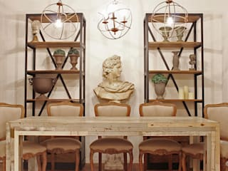 Dining room by Estación Ortiz , Classic