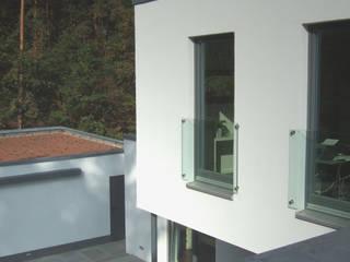 Kuben statt Walm: moderne Häuser von zymara und loitzenbauer architekten bda