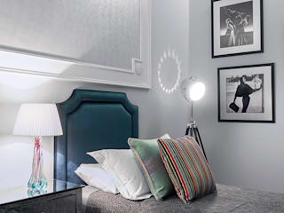 Bedroom by Cota Cero Interiorismo