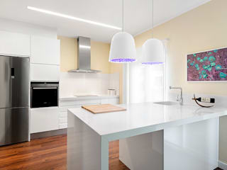 Kitchen by Cota Cero Interiorismo