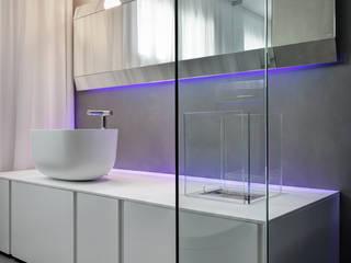 Salle de bain par Buratti + Battiston Architects