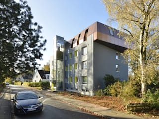 Houses by and8 Architekten Aisslinger + Bracht, Eclectic