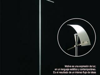 lampara Motive:  de estilo  por Spazzio