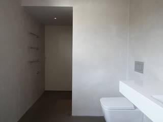 Phòng tắm by architekturbüro axel baudendistel