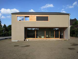 haus S, ingolstadt Moderne Häuser von architekturbüro axel baudendistel Modern