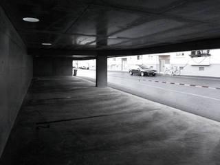 carport, singen Moderne Garagen & Schuppen von architekturbüro axel baudendistel Modern