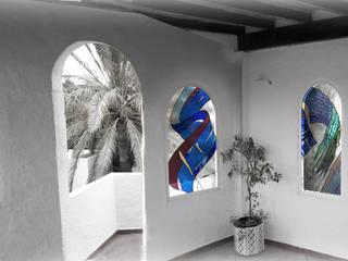Vidrieras para la arquitectura contemporánea Vitromar Vidrieras Artísticas Puertas y ventanasVentanas