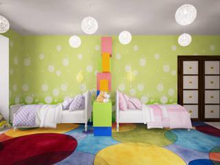 Modern Kid's Room by Гурьянова Наталья Modern
