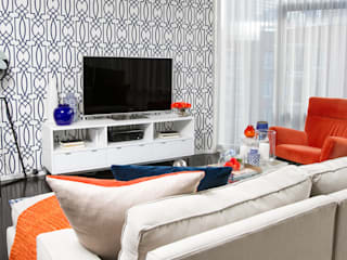 Living room by Bhavin Taylor Design,