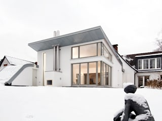 Houses by and8 Architekten Aisslinger + Bracht, Modern