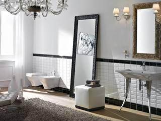 オリジナルスタイルの お風呂 の Massimiliano Braconi Designer オリジナル