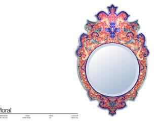 Martin Brown Mosaics Dressing roomMirrors
