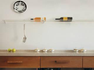MOROZZO APARTMENT Cucina moderna di FTA Filippo Taidelli Architetto Moderno