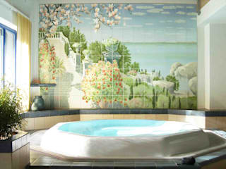 Atelier Hrubes Classic style pool