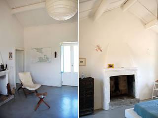 STAZZU RURAL HOUSES Soggiorno rurale di FTA Filippo Taidelli Architetto Rurale