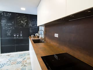 Kitchen by Blank Interiors