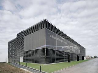 Parkhaus:  Autohäuser von Gellink + Schwämmlein Architekten