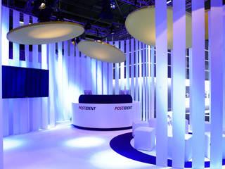 Centros de exhibiciones de estilo  por Gellink + Schwämmlein Architekten