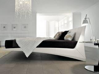DORMITORIOS:  de estilo  de Muebles Flores Torreblanca