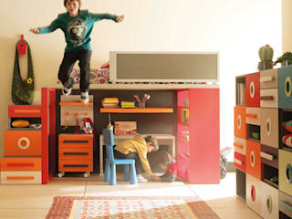 Muebles Flores Torreblanca의 현대 , 모던