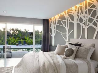 klassische Schlafzimmer von Muebles Flores Torreblanca