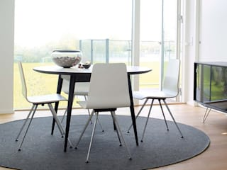 Dining Tables: modern  by Wharfside Furniture, Modern