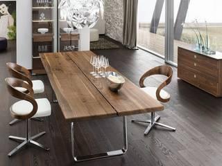 Nox Dining Table: modern  by Wharfside Furniture, Modern