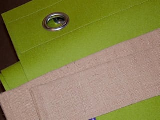 Handgefertigte Filzvorhänge nach Maß: modern  von monofaktur GmbH,Modern