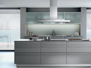 廚房 by Muebles Flores Torreblanca, 簡約風