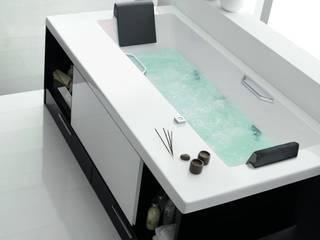 浴室 by Muebles Flores Torreblanca, 簡約風