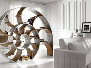 Salon de style  par Muebles Flores Torreblanca