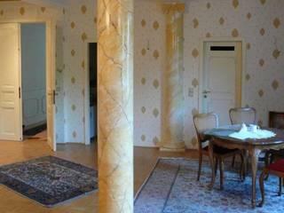 玄關、走廊與階梯 by Illusionen mit Farbe