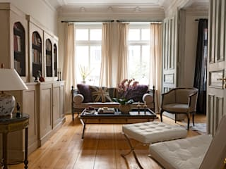 Living room by Atmosphere Judith Thiel, Classic