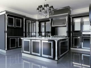 Cantù kitchen Cucina in stile classico di elisalage Classico