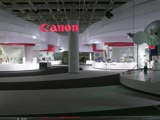Canon Photokina 2008 Moderne Kongresscenter von Gellink + Schwämmlein Architekten Modern