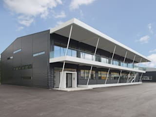 Gellink + Schwämmlein Architektenが手掛けたオフィスビル