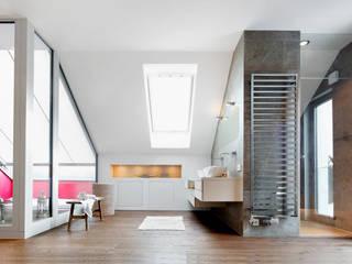 클래식스타일 욕실 by WSM ARCHITEKTEN 클래식