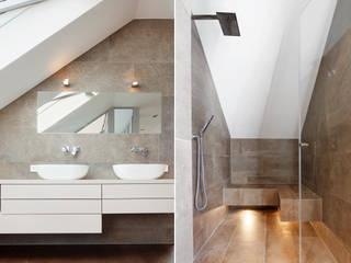 Baños de estilo clásico de WSM ARCHITEKTEN Clásico