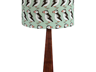 Puffins Table Lamp:   by Hunkydory Home