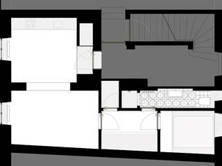 Umbau Mehrfamilienhaus München von Brut Deluxe Architektur + Design