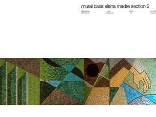 Martin Brown Mosaics Walls & flooringWall tattoos