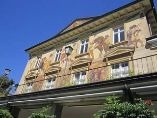 Villa Prym:  Geschäftsräume & Stores von Spaett Architekten GmbH